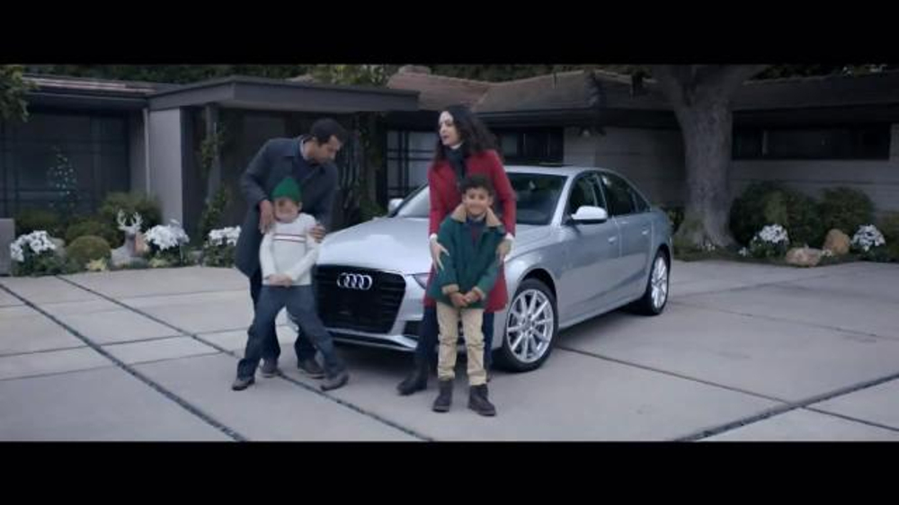 The Season Of Audi Sales Event Tv Commercial Mystery Ispot Tv