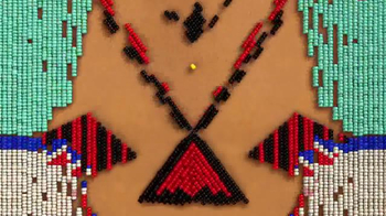 American Indian College Fund TV Spot, 'Beads' - Thumbnail 3