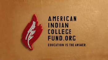 American Indian College Fund TV Spot, 'Beads' - Thumbnail 8