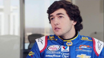 NAPA Auto Parts TV Spot, 'NASCAR Merchandising' Feat. Dale Earnhardt, Jr.