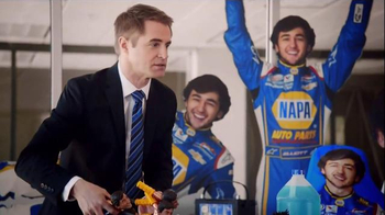 NAPA Auto Parts TV Spot, 'NASCAR Merchandising' Feat. Dale Earnhardt, Jr. - Thumbnail 9