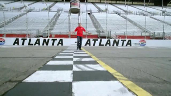 Atlanta Motor Speedway TV Spot, 'An AMS History Lesson With Bill Elliott!' - Thumbnail 1