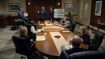 DIRECTV TV Spot, 'CableWorld: Hold Music' Featuring Marc Evan Jackson