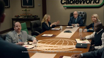 DIRECTV TV Spot, 'CableWorld: Hold Music' Featuring Marc Evan Jackson - Thumbnail 3
