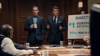 DIRECTV TV Spot, 'CableWorld: Hold Music' Featuring Marc Evan Jackson - Thumbnail 4