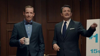 DIRECTV TV Spot, 'CableWorld: Hold Music' Featuring Marc Evan Jackson - Thumbnail 7