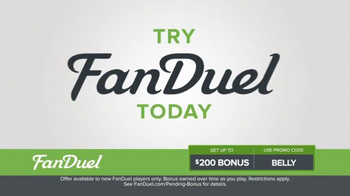 FanDuel One-Week Fantasy Football Leagues TV Spot, 'Keep Your Season Alive' - Thumbnail 7