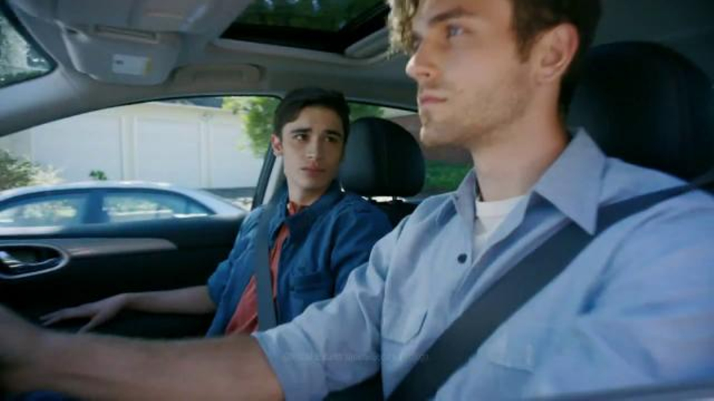 Nissan Commercial Song >> 2015 Nissan Sentra Tv Commercial Purge Song By Willie Nelson Video