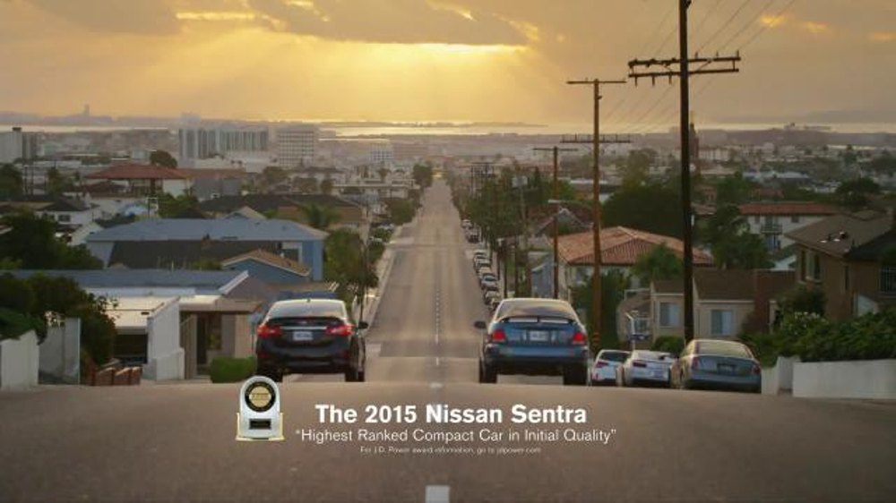 2015 Nissan Sentra TV Commercial, 'Purge' Song by Willie ...