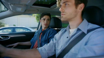 2015 Nissan Sentra TV Spot, 'Purge' Song by Willie Nelson - 318 commercial airings