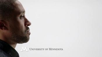University of Minnesota TV Spot, 'What Drives Keith Mayes' - Thumbnail 1