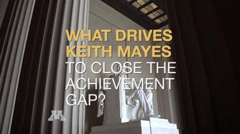 University of Minnesota TV Spot, 'What Drives Keith Mayes' - Thumbnail 3