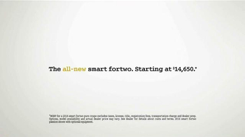 2016 Smart Fortwo TV Spot, 'For' - Thumbnail 9