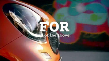 2016 Smart Fortwo TV Spot, 'For' - Thumbnail 8