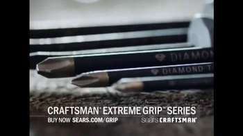 Sears Craftsman Extreme Grip Series TV Spot, \'Get the Grip You Need\'