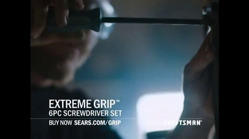 Sears Craftsman Extreme Grip Series TV Spot, 'Get the Grip You Need' - Thumbnail 4