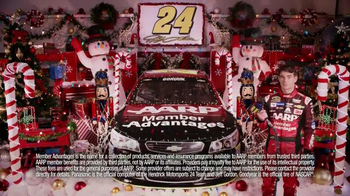 AARP Services, Inc. TV Spot, 'Win the Holidays' Featuring Jeff Gordon - 379 commercial airings