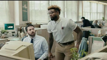Fathead TV Spot, 'Tech Help' Featuring Odell Beckham Jr. - Thumbnail 5