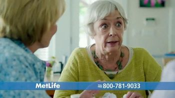 MetLife Guaranteed Acceptance Whole Life Insurance TV Spot, \'Bridge Club\'