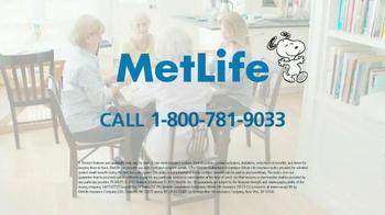 MetLife Guaranteed Acceptance Whole Life Insurance TV Spot, 'Bridge Club' - Thumbnail 9