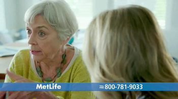 MetLife Guaranteed Acceptance Whole Life Insurance TV Spot, 'Bridge Club' - Thumbnail 3