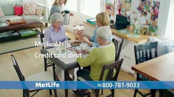 MetLife Guaranteed Acceptance Whole Life Insurance TV Spot, 'Bridge Club' - Thumbnail 7