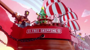 Target TV Spot, 'Chapter Two: Pirate Shipping' - Thumbnail 2