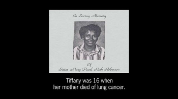 Center for Disease Control TV Spot, 'Tips From Former Smokers: Tiffany' - Thumbnail 7