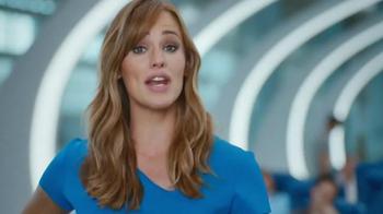 Capital One Venture TV Spot, 'Airline Seat Surprise' Feat. Jennifer Garner - Thumbnail 7