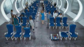 Capital One Venture TV Spot, 'Airline Seat Surprise' Feat. Jennifer Garner - 4134 commercial airings