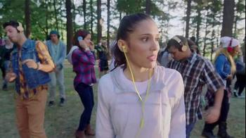 Android Google Play Music App TV Spot, 'Silent Disco Dancer' - Thumbnail 3