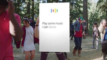 Android Google Play Music App TV Spot, 'Silent Disco Dancer' - Thumbnail 5