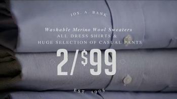 JoS. A. Bank Your Choice Sale TV Spot, 'Warmer Look' - Thumbnail 6