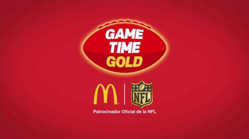 McDonald's Game Time Gold TV Spot, 'Una la celebración' [Spanish] - Thumbnail 10