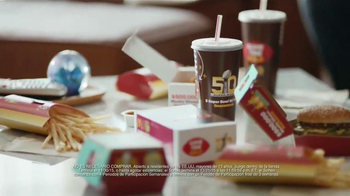 McDonald's Game Time Gold TV Spot, 'Una la celebración' [Spanish] - Thumbnail 5