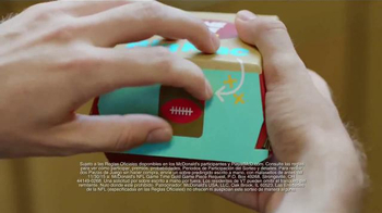 McDonald's Game Time Gold TV Spot, 'Una la celebración' [Spanish] - Thumbnail 6