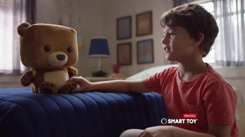 Fisher Price Smart Toy Bear TV Spot, 'Learns and Grows' - 830 commercial airings