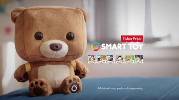 Fisher Price Smart Toy Bear TV Spot, 'Learns and Grows' - Thumbnail 10