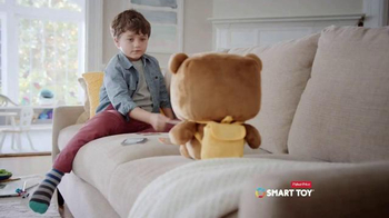 Fisher Price Smart Toy Bear TV Spot, 'Learns and Grows' - Thumbnail 2