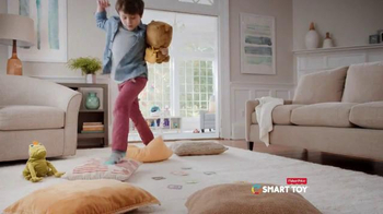 Fisher Price Smart Toy Bear TV Spot, 'Learns and Grows' - Thumbnail 4