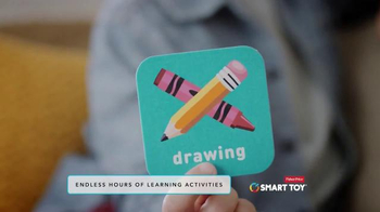 Fisher Price Smart Toy Bear TV Spot, 'Learns and Grows' - Thumbnail 7