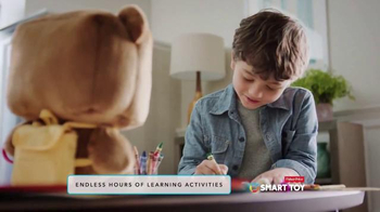 Fisher Price Smart Toy Bear TV Spot, 'Learns and Grows' - Thumbnail 8