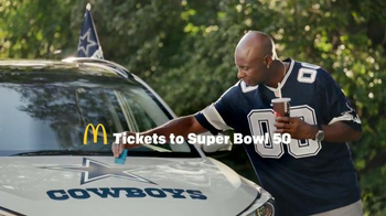 McDonald's TV Spot, 'Newfound Loyalties' Featuring Mike Ditka, Jerry Rice - Thumbnail 4