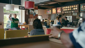McDonald's TV Spot, 'Newfound Loyalties' Featuring Mike Ditka, Jerry Rice - Thumbnail 6
