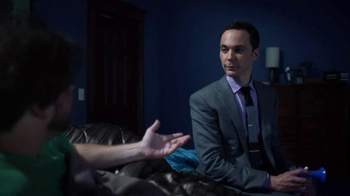Intel TV Spot, 'Jim Parsons and a Special Guest Want You To Wake Up' - Thumbnail 3