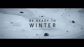 Infiniti TV Spot, \'Be Ready to Winter\'