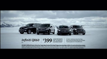 Infiniti TV Spot, 'Be Ready to Winter' - Thumbnail 9