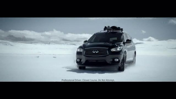 Infiniti TV Spot, 'Be Ready to Winter' - Thumbnail 2