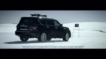 Infiniti TV Spot, 'Be Ready to Winter' - Thumbnail 6