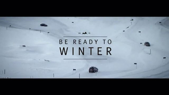 Infiniti TV Spot, 'Be Ready to Winter'